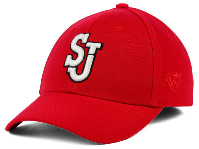 St Johns Red Storm Top of the World NCAA Memory Fit PC Cap