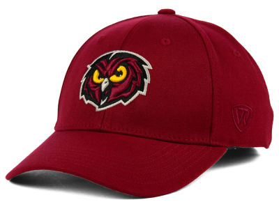 Temple Owls Top of the World NCAA Memory Fit PC Cap