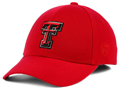 Texas Tech Red Raiders Top of the World NCAA Memory Fit PC Cap