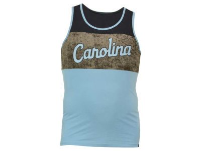 North Carolina Tar Heels NCAA Men's Split Line Tank