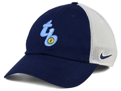 Tampa Bay Rays Nike MLB Dri-Fit Mesh Swoosh Adjustable Cap