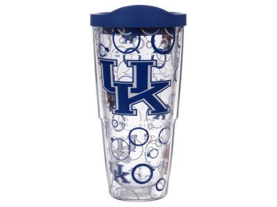 Kentucky Wildcats 24oz Bubble Wrap Tumbler