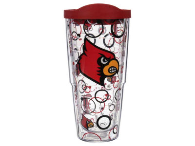 Louisville Cardinals 24oz Bubble Wrap Tumbler