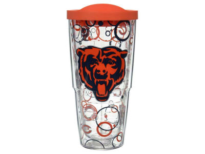 Chicago Bears 24oz Bubble Wrap Tumbler