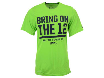 Seattle Seahawks Nike NFL Men's Local Legend Verbiage T-Shirt