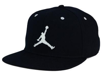 Jordan Cap Snapback Black