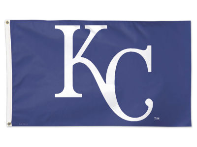 Kansas City Royals 3x5 Deluxe Flag