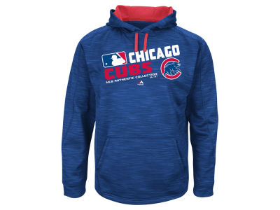 Chicago Cubs MLB Men's Authentic Collection Hoodie