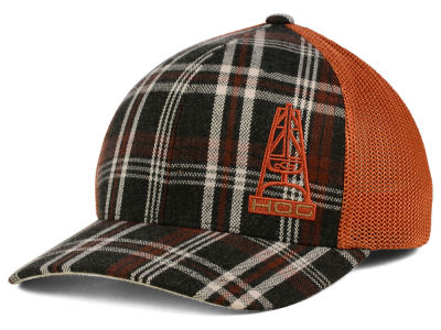 HOOey Hog Plaid Flex Hat