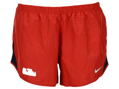 Ole Miss Rebels Nike NCAA Women's Stadium Mod Tempo Shorts