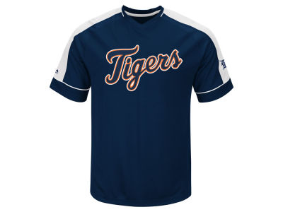 Detroit Tigers MLB Men's Lead Hitter Top II T-Shirt