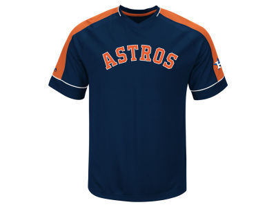 Houston Astros MLB Men's Lead Hitter Top II T-Shirt