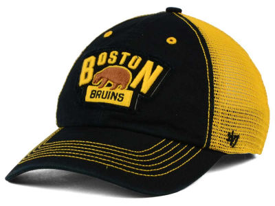 Boston Bruins '47 NHL 2016 Winter Classic Taylor '47 CLOSER Cap