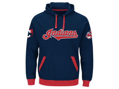 Cleveland Indians MLB Men's Third Wind Hoodie