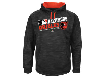 Baltimore Orioles MLB Men's Authentic Collection Hoodie