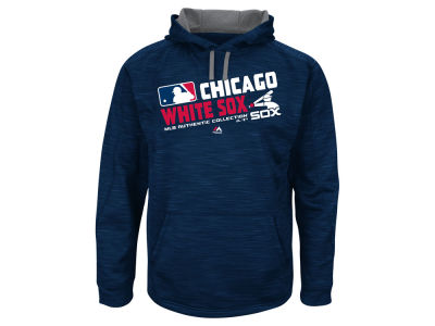 Chicago White Sox Majestic MLB Men's Authentic Collection Hoodie