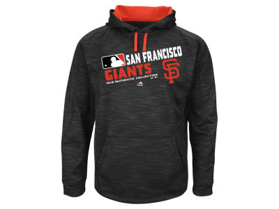 San Francisco Giants MLB Men's Authentic Collection Hoodie