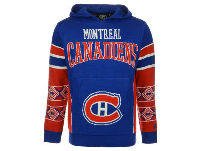 Montreal Canadiens La Tilda NHL Men's Ugly Sweater Pullover Hoodie