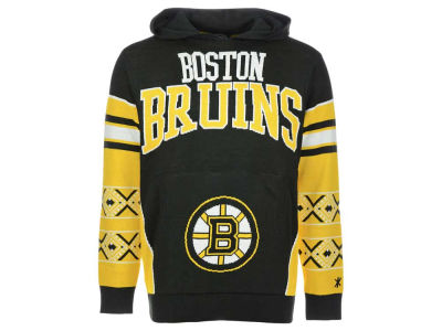Boston Bruins La Tilda NHL Men's Ugly Sweater Pullover Hoodie