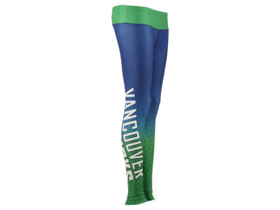 Vancouver Canucks La Tilda NHL Women's Gradient Leggings