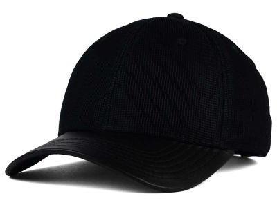 Gents Todd Mesh Leather Brim Cap