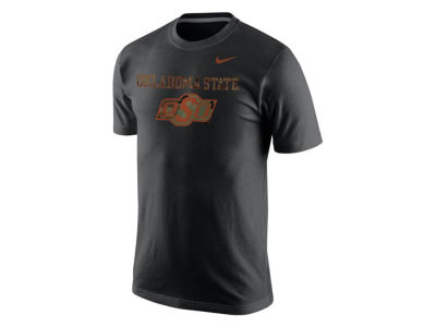 Oklahoma State Cowboys Nike NCAA Men's Camo Hook T-Shirt