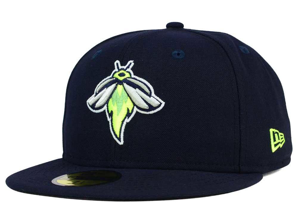 a6147552827 Columbia Fireflies New Era MiLB AC 59FIFTY Cap