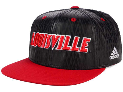 Louisville Cardinals adidas NCAA Two Tone Reflective Snapback Cap