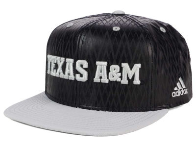 Texas A&M Aggies adidas NCAA Two Tone Reflective Snapback Cap