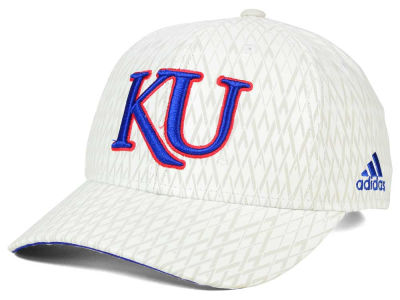 Kansas Jayhawks adidas NCAA Reflective Adjustable Cap