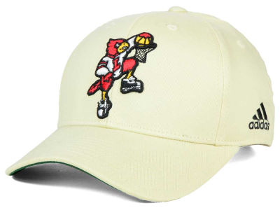Louisville Cardinals adidas NCAA Hardwood Classics Adjustable Cap