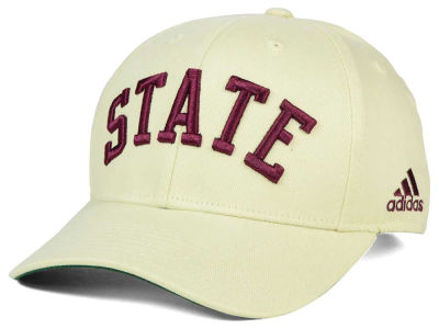 Mississippi State Bulldogs adidas NCAA Hardwood Classics Adjustable Cap