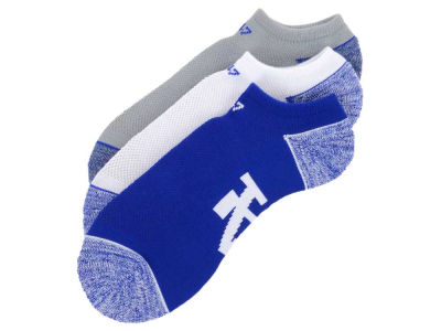 Los Angeles Dodgers 3-pack Blade Motion No Show Socks