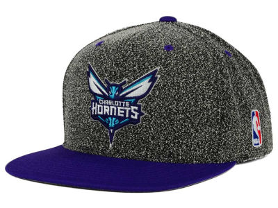 Charlotte Hornets Mitchell and Ness NBA Static Team Logo Snapback Cap