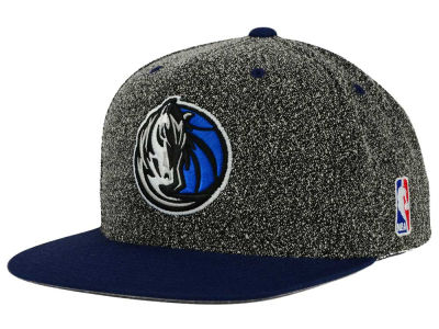 Dallas Mavericks Mitchell and Ness NBA Static Team Logo Snapback Cap