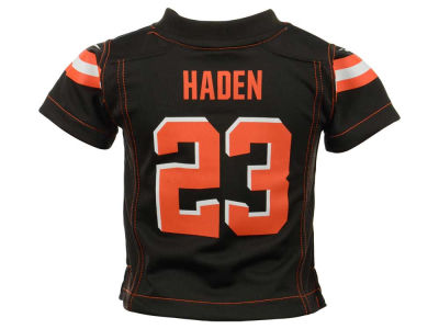 Cleveland Browns Joe Haden Nike NFL Kids Game Jersey