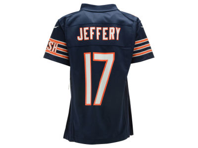 Chicago Bears Alshon Jeffery Nike NFL Toddler Game Jersey