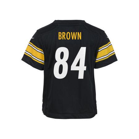 Pittsburgh Steelers Antonio Brown Nike NFL Infant Game Jersey