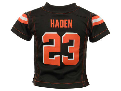 Cleveland Browns Joe Haden NFL Infant Game Jersey