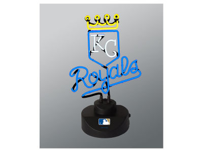 Kansas City Royals Team Logo Neon Light