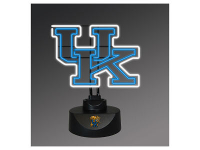 Kentucky Wildcats Team Logo Neon Light