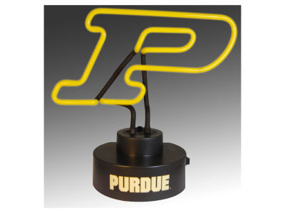 Purdue Boilermakers Memory Company Team Logo Neon Light