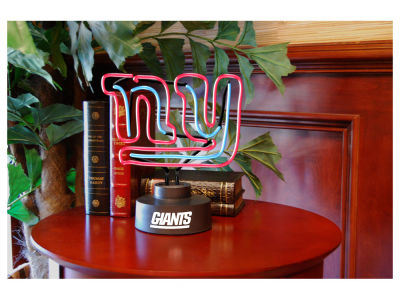 New York Giants Team Logo Neon Light