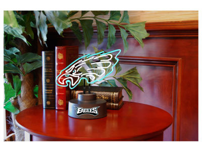 Philadelphia Eagles Team Logo Neon Light