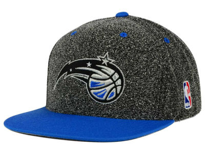 Orlando Magic Mitchell and Ness NBA Static Team Logo Snapback Cap