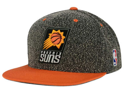 Phoenix Suns Mitchell and Ness NBA Static Team Logo Snapback Cap