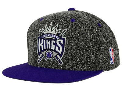 Sacramento Kings Mitchell and Ness NBA Static Team Logo Snapback Cap