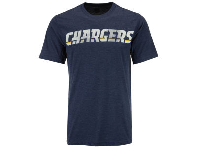 San Diego Chargers GIII NFL Men's Hands High Blowout Triblend T-Shirt