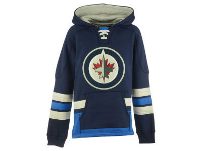 NHL CN Youth Retro Skate Hoodie