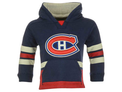 Montreal Canadiens NHL Toddler Retro Skate Hoodie